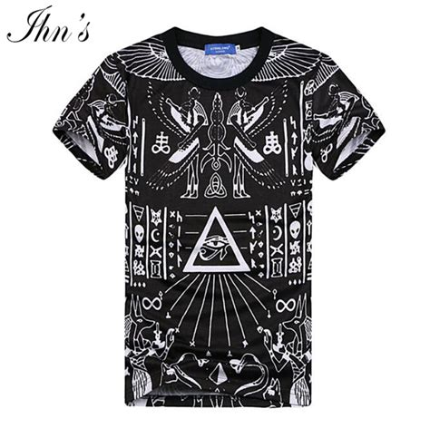 illuminati t shirts 2015 new fashion design t shirt god mural