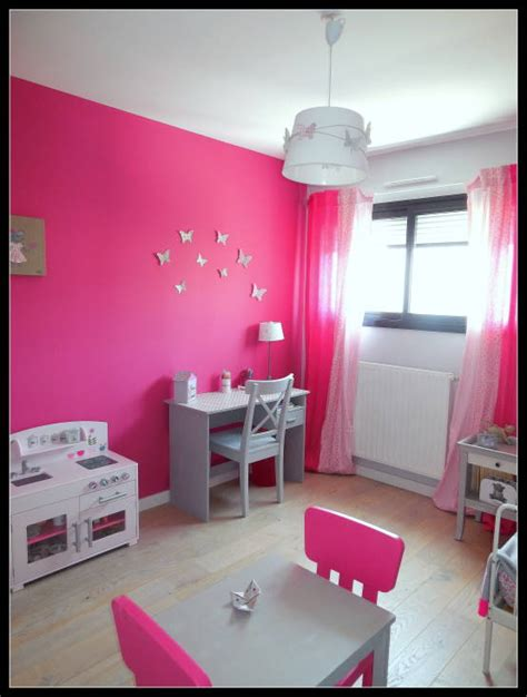 chambre fushia et blanc chambre d enfant fushia et grise par sc 232 nes d int 233 rieur