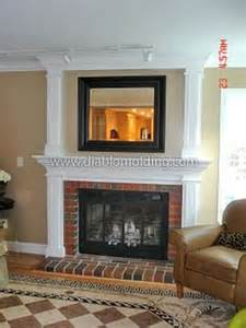 Mdf Chair Rail - 1000 images about fireplace moulding on pinterest molding ideas fireplaces and moldings