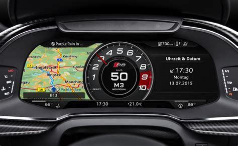 audi dashboard feature focus a look at audi s beautiful and functional