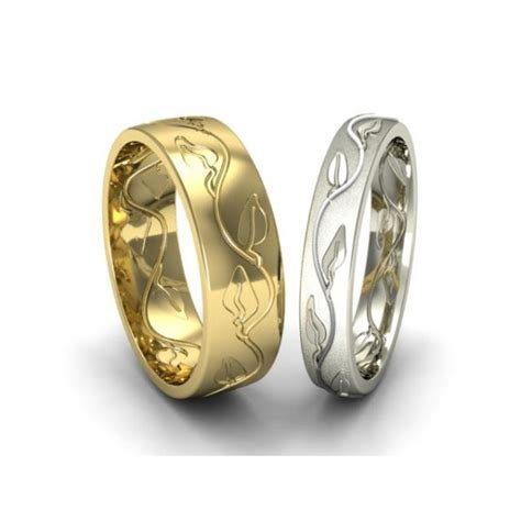 Handcrafted Wedding Bands - handcrafted jewelry handcrafted rings handcrafted