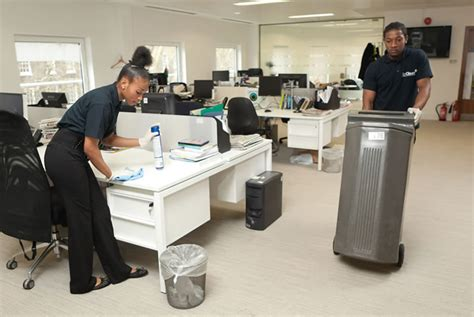 Office Cleaners by Merry From Soclean So Clean
