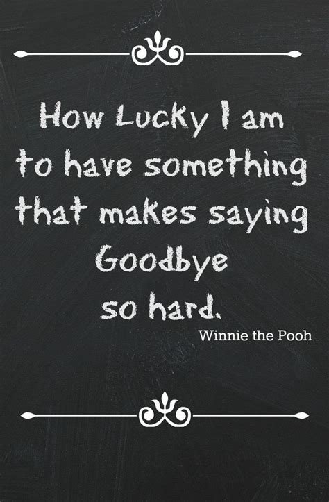 goodbye quotes winnie the pooh goodbye quotes quotesgram