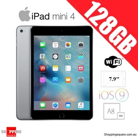 Mini 4 128gb apple mini 4 128gb wifi tablet pc space grey shopping shopping square au