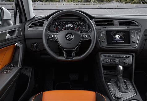 volkswagen tiguan 2017 interior 2017 volkswagen tiguan on sale in australia from 31 990