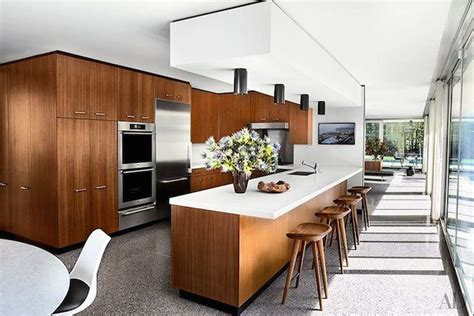 mid century modern kitchens 20 charming midcentury kitchens ranked from virtually
