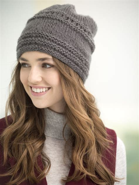 knit a hat hat knitting patterns will help you to knit a stylish hat