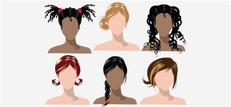 Different Types Of Hair Style by Hairstyles Tips For Different Hair Types