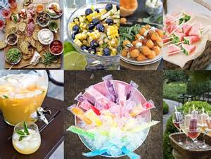 Casual Dinner Party Menu Ideas - your guide to summer entertaining brewster home