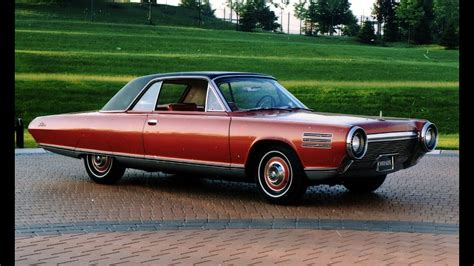 1963 Chrysler Turbine by 1963 Chrysler Turbine Detailed Look And History