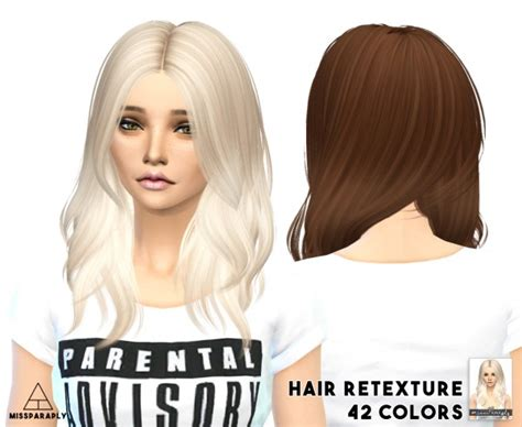 sims 4 cc hair miss paraply hair retexture ade hairs sims 4 downloads spring4sims toddler miss paraply hair retexture nightcrawler turn it up 42 colors sims 4 downloads
