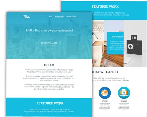 brochure templates free download for word professional