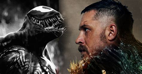 cosmic in books tom hardy rides a motorcycle in venom set images