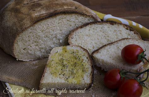 pane di semola fatto in casa pane di semola con lievito madre fatto in casa ricetta