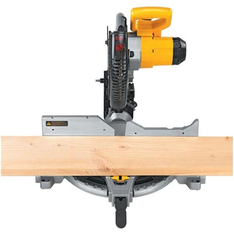 how long is a twelve inch saw in bob dewalt dw715 15 amp 12 inch compound miter saw power
