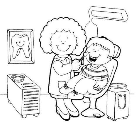imagenes para colorear niños de kinder dibujos para colorear de oficios para ni 241 os oficios