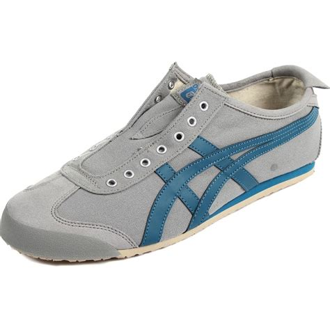 mexico 66 shoes asics mens onitsuka tiger mexico 66 slip on shoes ebay
