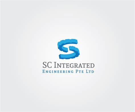 design google pte ltd electrical logo design for sc integrated engineering pte