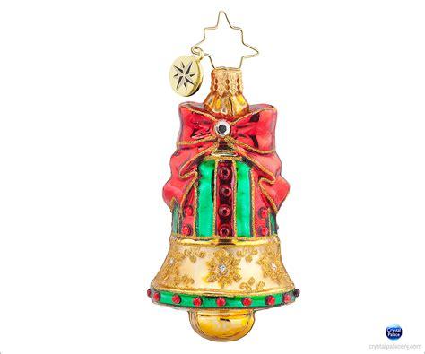 Radko Ornaments - 1017917 christopher radko golden chime ornament