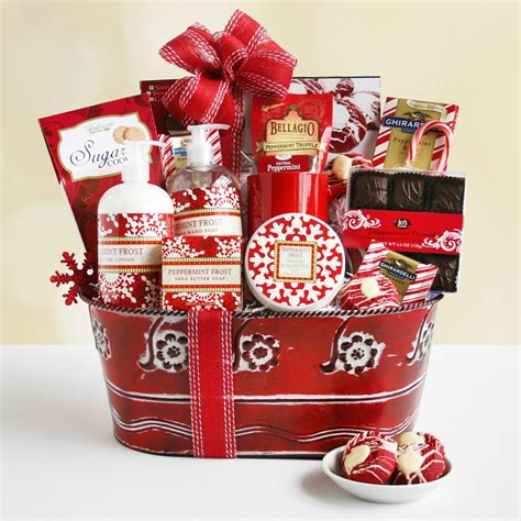 christmas spa gift baskets best decor things