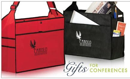 Convention Giveaway Items - small gifts for conference attendees gift ftempo