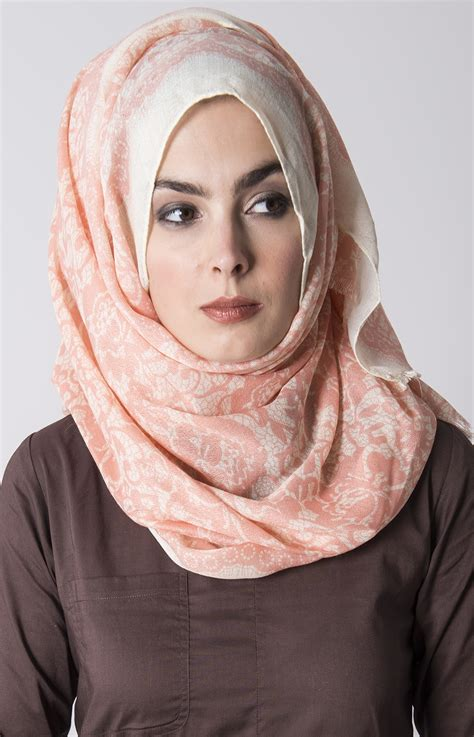 how to wear a hijab according to your face shape fashion
