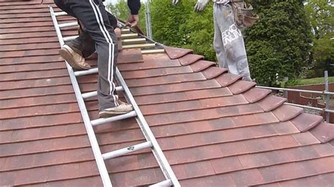 Hipped Tiled Roof Re Roofing My Your House Measuring And Laying Bonnet