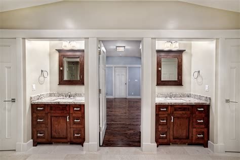 custom cabinets meridian kitchen and bath furniture attractive bathroom with double sink vanities