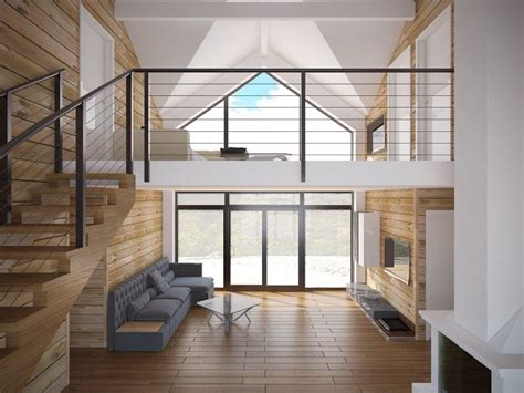 small house plan ch building plans  modern