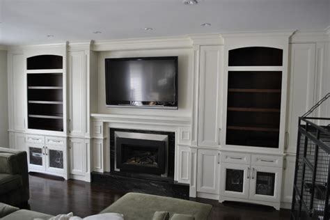 Fireplace Tv Wall Unit fireplace tv wall unit traditional living room