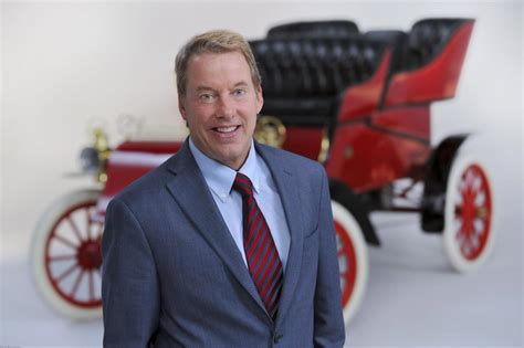 bill ford bill ford jr is buyer of oldest ford still in existence