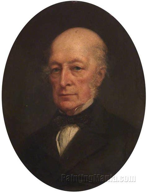 John Stuart Mill 1806 73 George Frederic Watts Paintings