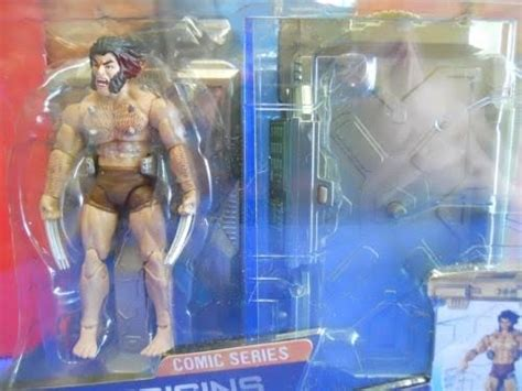 X Origins Wolverine Weapon X With Stasis Chamber dextersdc