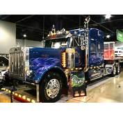 Custom Semi Trucks  1996 Peterbilt