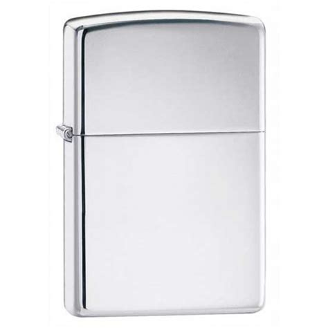 chrome zippo zippo high polish chrome 167