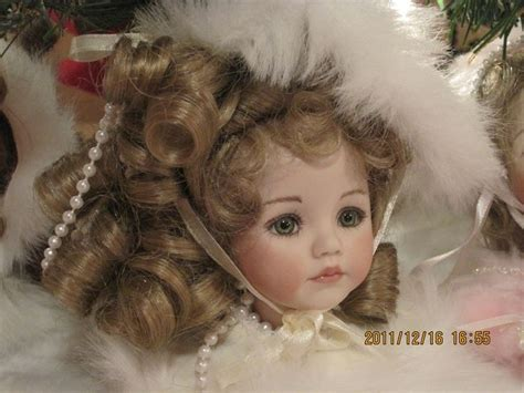 porcelain doll ornaments 1000 images about doll ornaments on
