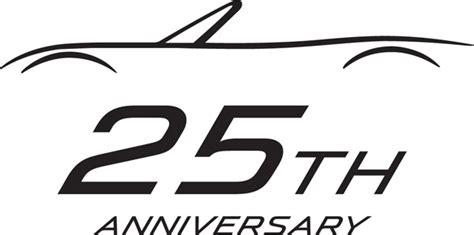 mazda mx5 logo jubileumwebsite mazda mx 5 25 jaar online autoplus