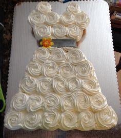 bridal shower cupcakes in shape of wedding dress 1000 images about bridal shower wedding dress cupcake cake on wedding dress