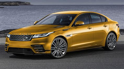 Road Rover Velar Rendering Shows There S Potential For A
