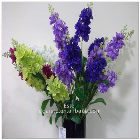 Paket Daun Bunga Dekorasi Daun Bunga Buatan 2 violet bunga untuk dekorasi rumah handmade bunga buatan