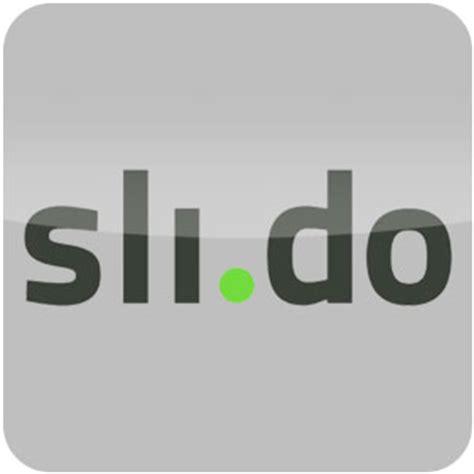 sli.do download