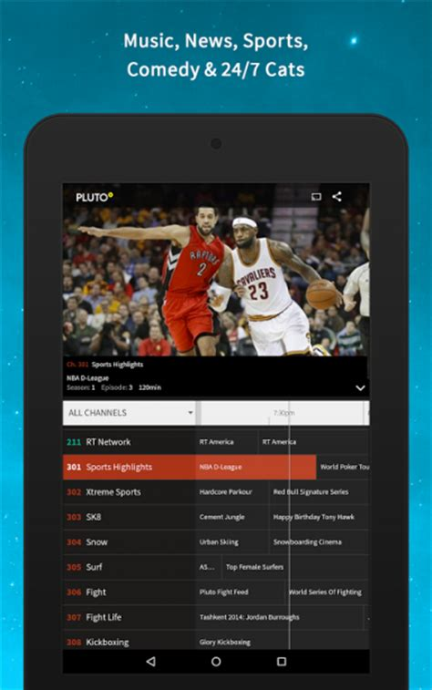 pluto tv apk pluto tv apk for android aptoide
