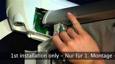 Sign Awning Thule Panorama Aufbauvideo Youtube