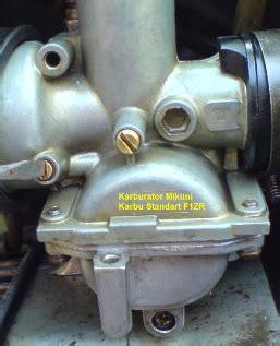 Karburator 1 F1zr komunitas pecinta yamaha f1zr se indonesia tunneling karburator f1zr standart