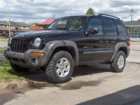 Jeep Liberty Tires Rediator 2002 Jeep Liberty Specs Photos Modification