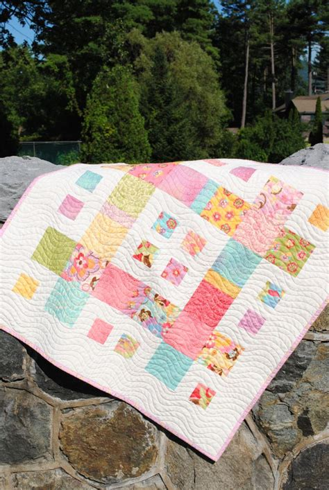 Patchwork Baby Quilt Patterns - baby quilt patchwork handmade quilt pattern also