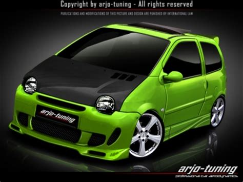 frontbumper for renault twingo (1992 2006) › avb sports