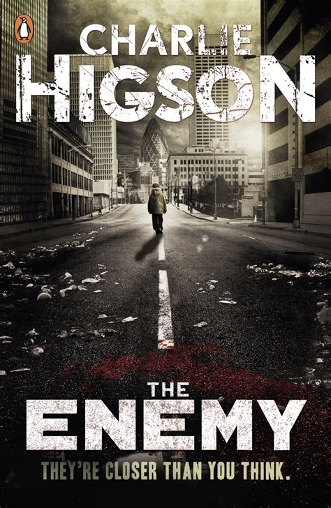 enemies foreign the enemies series books higson the enemy review horror novel reviews