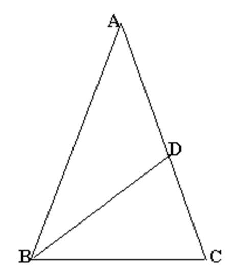 golden triangle : nrich.maths.org