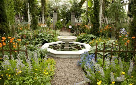 Renaissance Gardens by Medicine At The New York Botanical Garden Everett